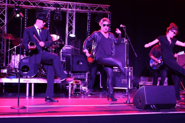BLUES BROTHERS SHOW am 5. Oktober